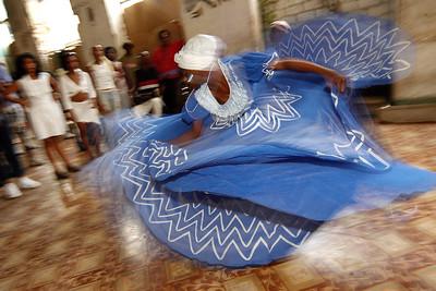 Yemaià dance