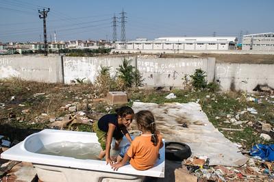Ayazma slum