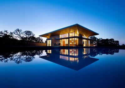 Private Residence Portola Valley, CA.  Helen Miller. Tobin Dougherty Architects.