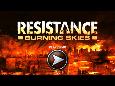 This is the 2011 Gamescom Demo of Resistance: Burning Skies. I worked on level areas outside of the rooftop sections, adding in ambient animations triggers, triggering environmental events (explosions, camera shakes, dust FX, music, & sound FX) as well as gameplay elements, especially for the final Grey Tech Laboratory section.  We pressed extremely hard on this demo and using an extremely small pallet of available scripts at the time. There was a lot of coordination needed between myself and level artists on creating spaces that fit within our very tight geometry constraints on the Vita. I also worked very closely with our sound engineer on how best to implement all of the audio elements to the level.   Additionally, we had daily playthrough reviews, especially the closer we got to Gamescom to really maximize eyes-on and feedback to polish the level. Coordination with animation was also a heavy component as all the sectors needed to accommodate all of the flying crafts in the sky. More in Part 2 next.