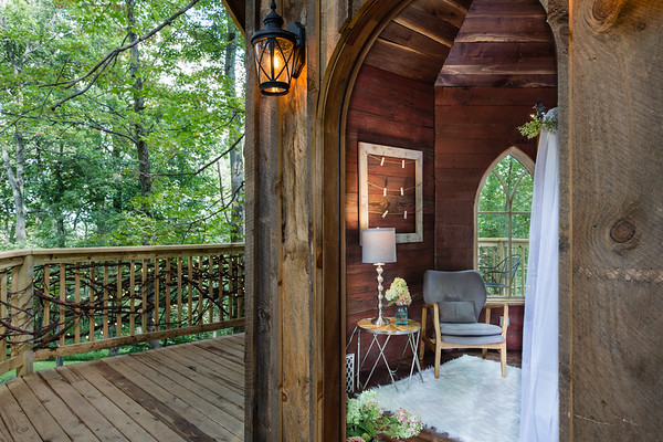 The Nest Treehouse at The Mohicans Grand Barn & Event Center