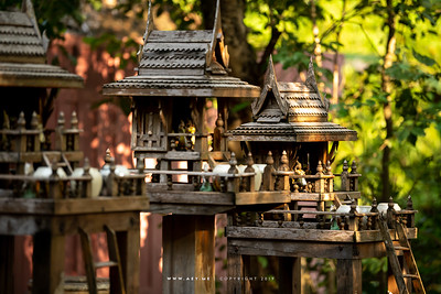 Spirit House, Baan Thai Ayutthaya Khlong Sra Bua