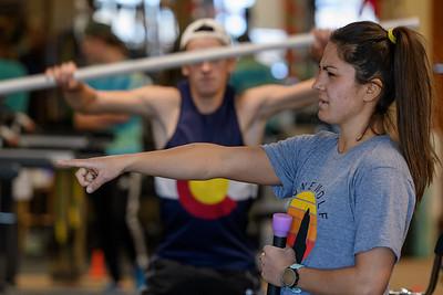 Coach Nell Rojas, Catalyst Workout Dec 18
