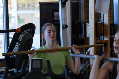 JennaLee, Catalyst Workout Dec 18