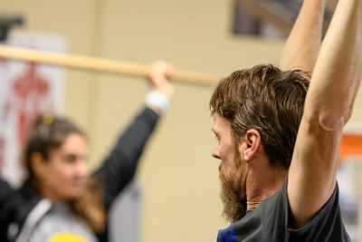 Todd, overhead squat, Catalyst Workout Dec 18