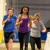 Practice relay handoffs