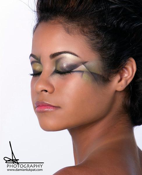 Photographer: Damian Luk Pat<br /> Studio: Butch Limchoy<br /> Lighting: Damian Luk Pat<br /> Make up: Shawna Maharaj<br /> Model: Ricarda Thompson