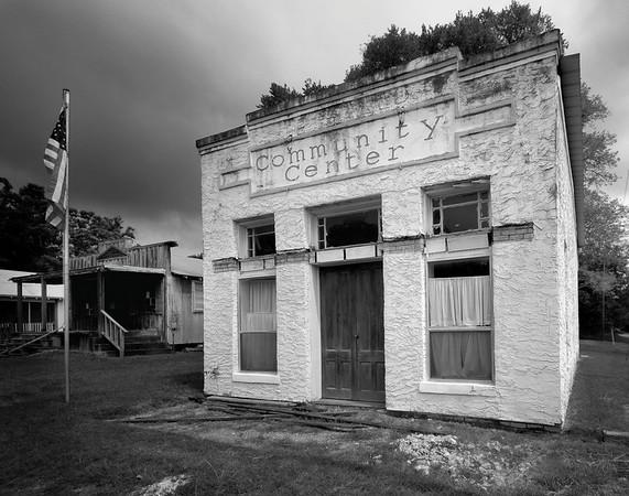 Richards TX, Community Center, 2009