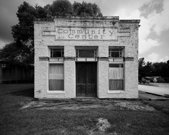 Community Center Facade Richards TX