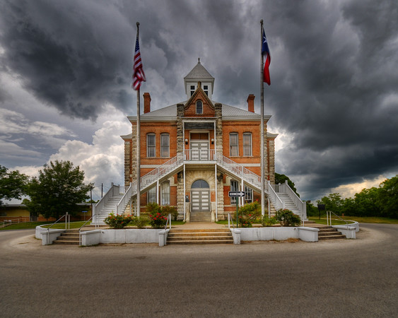 Grimes County Courthouse, Anderson TX