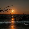 Driftwood Beach Moonrise-55