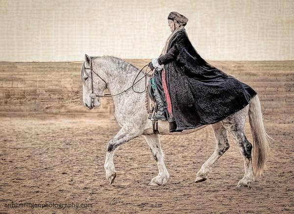 Tudor Noblewoman