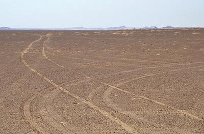 Mandal-Ovoo, Gobi desert, Mongolia