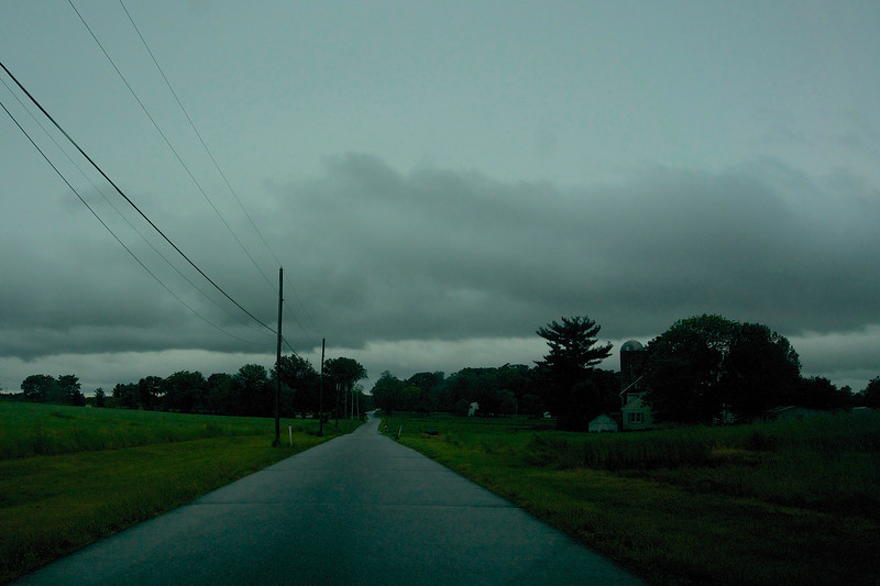 Stormy Road <br /> <br /> - DSC-2426