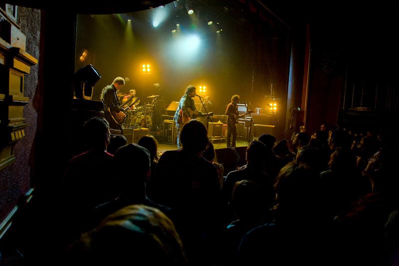 Wilco in Quebec, Canada