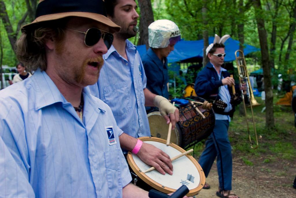 Hot Spring North Carolina Bluegrass Festival