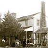 Grant Burrus Hotel, Rockford North Carolina, park <br /> Front Section approximately 1900