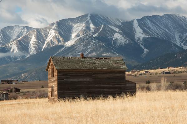Frontier of Colorado