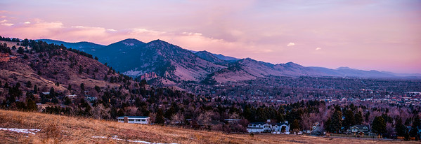 Rise and Shine Boulder