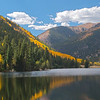 Cottonwood Lake in Colorado