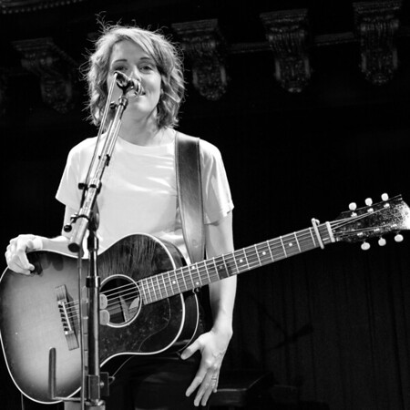 Brandi Carlile Opens for Courtney Marie Andrews