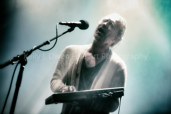 Radiohead (Greek Theater, Berkeley)