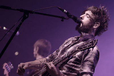Charlotte 2011 - Band of Horses, The Fillmore