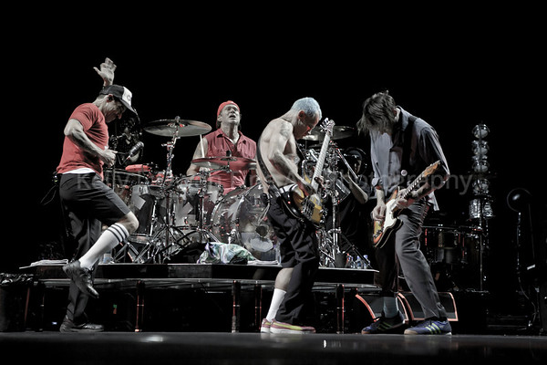 Red Hot Chili Peppers - April 6, 2012
