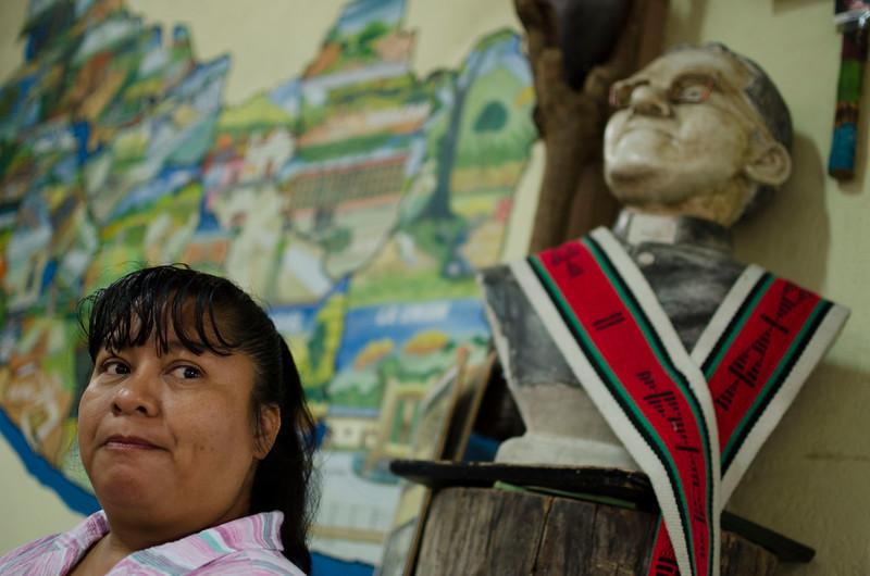 El Salvador Ecclesial Base Communities