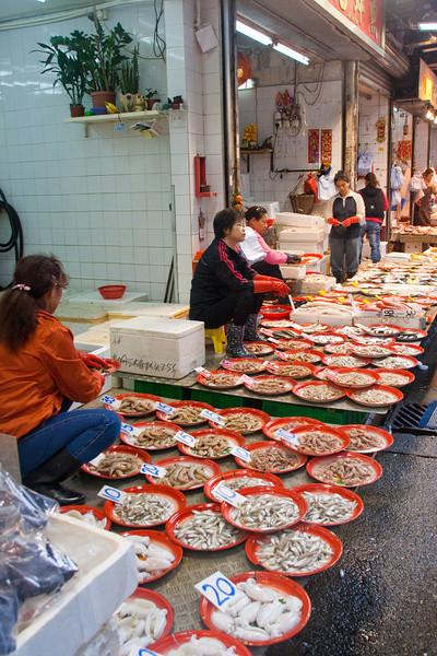 """Hong Kong...the """"Wet Market"""""""