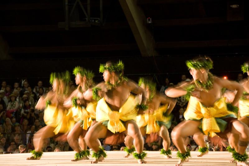 Merrie Monarch Festival, Hilo, Hawaii