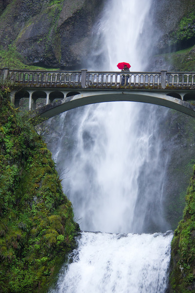 Multnoma Falls, Oregon