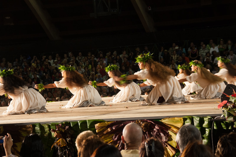 Merrie Monarch Festival, Hilo, Hawaii