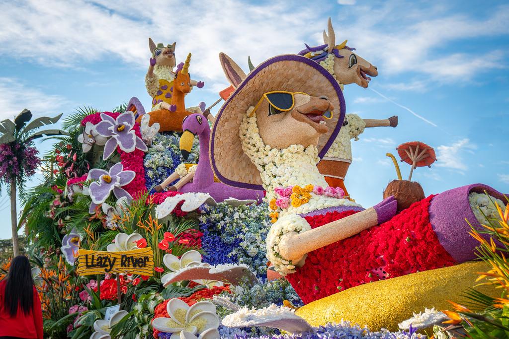 Northwestern Mutual 2020 Rose Parade Float