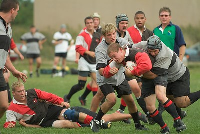 Dig In - Rugby