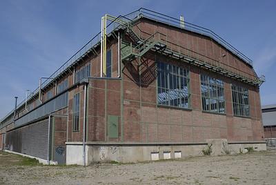 Fabrikhalle,