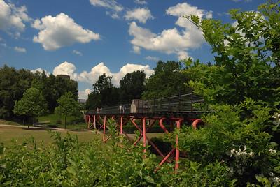 Brücke Nordsternpark
