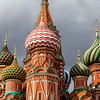 Saint Basil's Cathedral, Red Square, Moscow, Russia