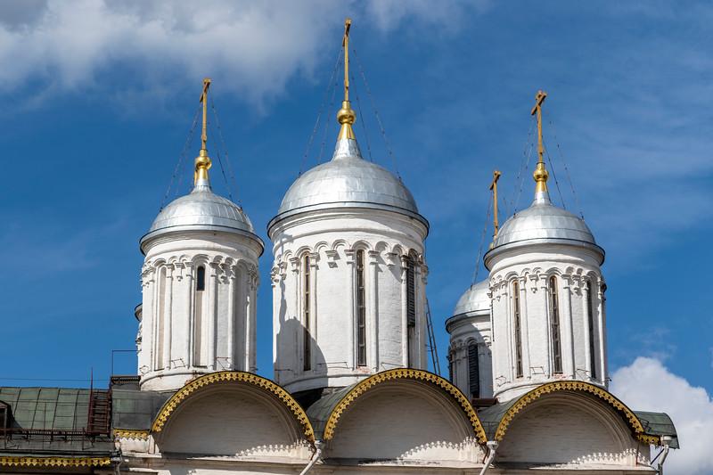 Church of Archangel Michael in Kremlin, Moscow, Russia