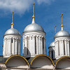 Church of Archangel Michael in Kremlin, Moscow, Russia