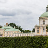 Oranienbaum, the palace of Alexander Menshikov close to St Petersburg, Russia