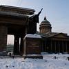 KAZAN CATHEDRAL. NEVSKI PROSPEKT. ST. PETERSBURG. RUSSIA.