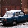 OLD CAR. [2] POCHTAMTSKAYA UL. ST. PETERSBURG. RUSSIA.