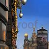 Russia: St. Petersburg cityscape