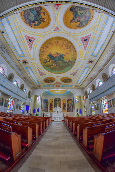 """""""St. Mary's Catholic Church"""""""