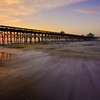 """Morning Light At Folly Beach"""