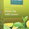9312631163506 Dilmah Green tea with Lemon 20 St - 3D