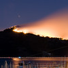October 2008 Fire at Angel Island