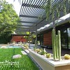Powder Coated Steel Shade Structure