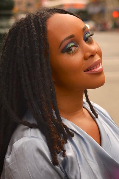 Tiffany Denise, Entrepreneur/Life Coach/Motivational Speaker